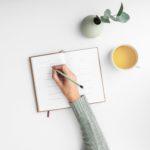 日記を充実させるには【結論は記録と数字を活用する】